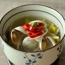 银芽烩蛤蜊