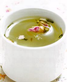 益母玫瑰茶